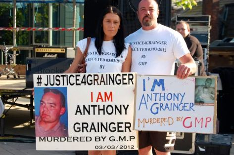 Justice4Grainger Campaign