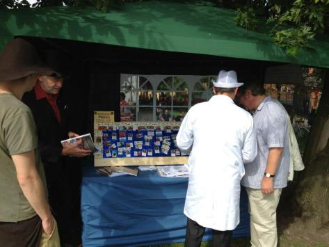Tripe Marketing Board Stall