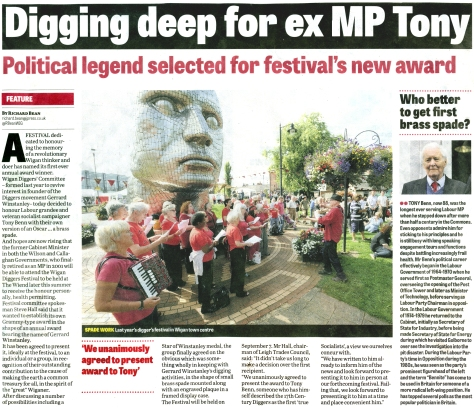 WEP Feature Article