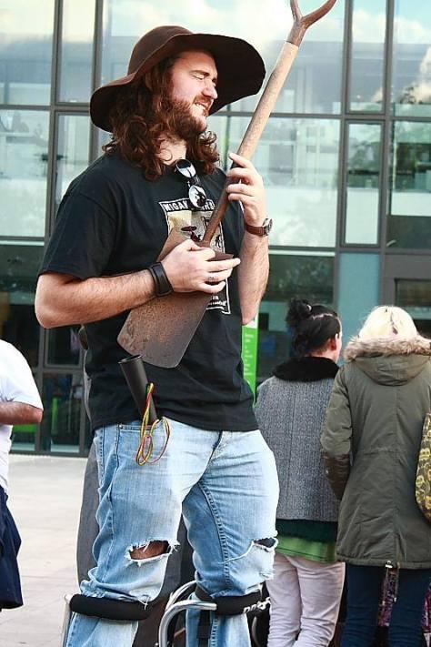 Diggers Guitarist