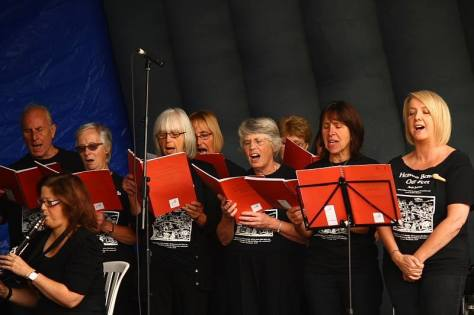 Durham Scratch Choir
