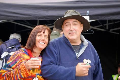 Gerald W + Vicky
