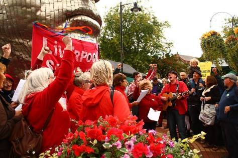 Liverpool Socialist Singers 2