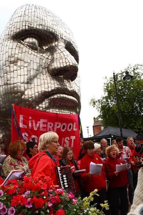 Liverpool Socialist Singers 4