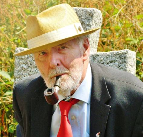 Tony Benn at Tolpuddle 2013