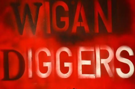 Wigan Diggers Yeah