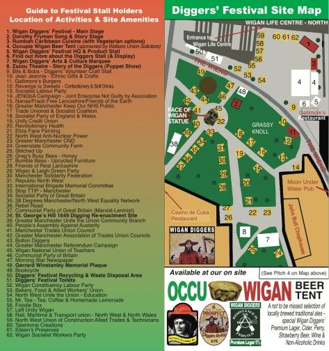 WDF5 Site Map